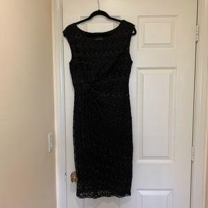 Cocktail black dress!